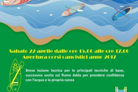2017 CRCL Corso canoa